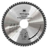 Hartmetall Multifunktionssägeblatt HM 160×1,8×30 mm Z40