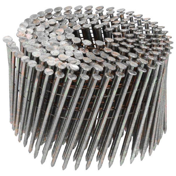 Coilnägel CN 16° 3,1×98 NK Ring flach (Stahl/verzinkt)