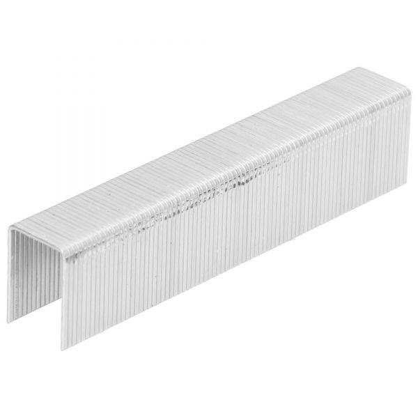 Heftklammern 1404 C RF (Edelstahl V2A/Geharzt, Meißelspitze)