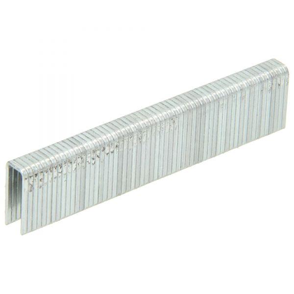 Heftklammern 4016 C NKS (Extra harter Stahl/verzinkt, Meißelspitze)