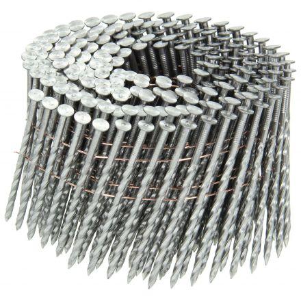 Coilnägel CN 16° 2,8×64 BK Schraub flach (Stahl/blank)